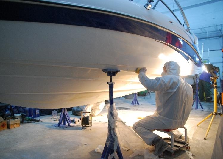 яхты и лодки стеклопластиковые производство
